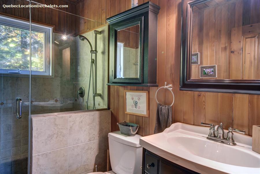 cottage rental Laurentides, Sainte-Anne-des-Lacs (pic-8)