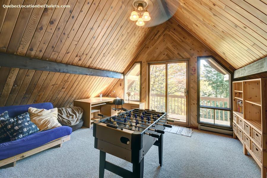 cottage rental Laurentides, Sainte-Anne-des-Lacs (pic-9)