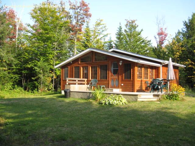 cottage rental Mauricie, Grand-Mère (pic-1)