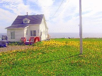 cottage rental Gaspésie, Cap-des-Rosiers (pic-1)