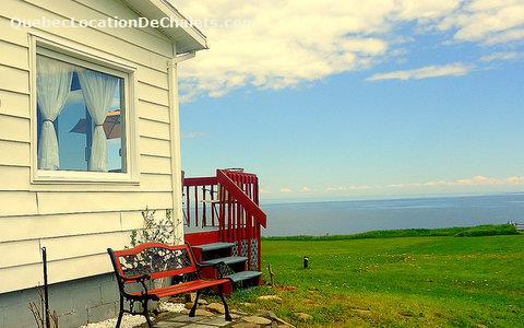 cottage rental Gaspésie, Cap-des-Rosiers (pic-2)