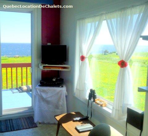 cottage rental Gaspésie, Cap-des-Rosiers (pic-3)