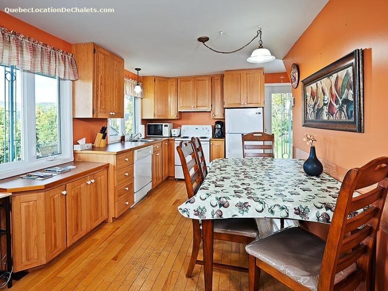 cottage rental Charlevoix, Baie-Saint-Paul (pic-4)