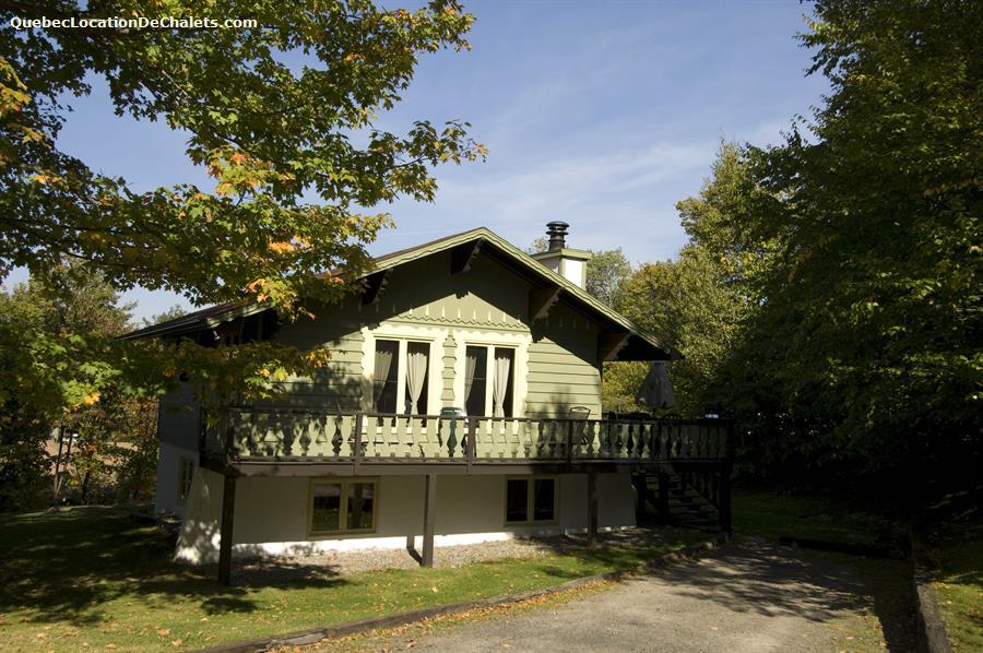 chalet à louer Laurentides, Val-David (pic-1)
