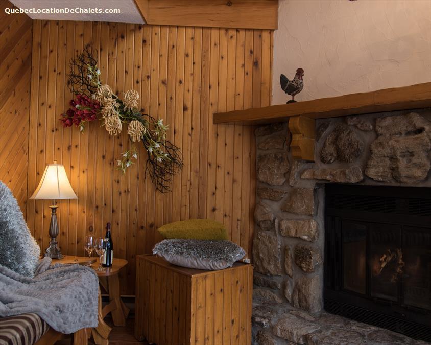 chalet à louer Laurentides, Val-David (pic-10)