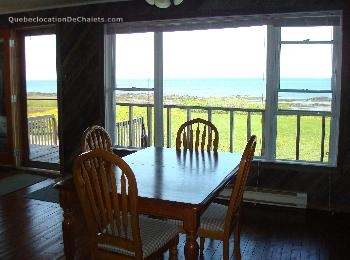 chalet louer gasp sie les m chins au bord de la mer le rustique id 2631. Black Bedroom Furniture Sets. Home Design Ideas
