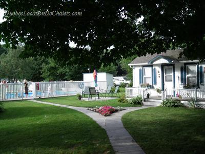 chalet à louer Québec, Saint Laurent de L'Ile d'Orléans (pic-1)