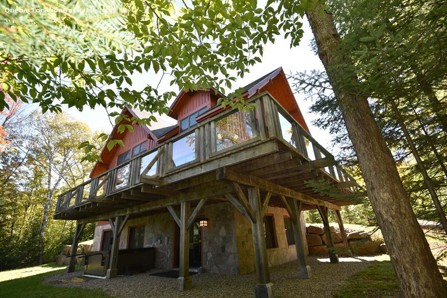 Chalet A Louer Laurentides Mont Tremblant Rcnt Chalets 5 Chambres