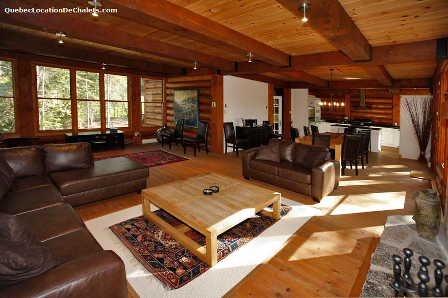 cottage rental Laurentides, Mont-Tremblant (pic-6)