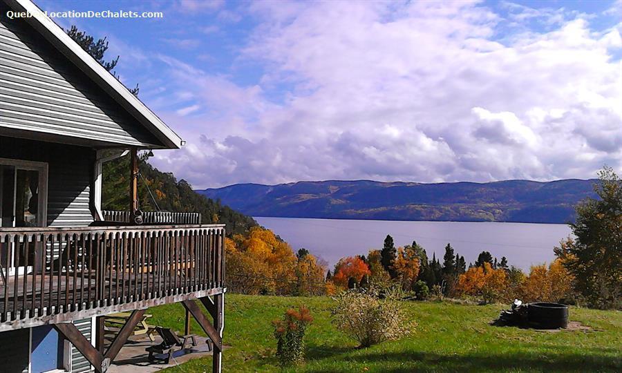 cottage rental Saguenay-Lac-St-Jean, Sainte-Rose-du-Nord (pic-1)
