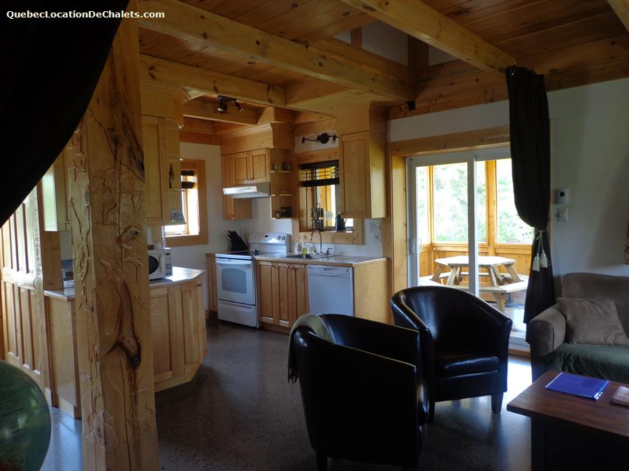 cottage rental Saguenay-Lac-St-Jean, Saint-Fulgence (pic-7)