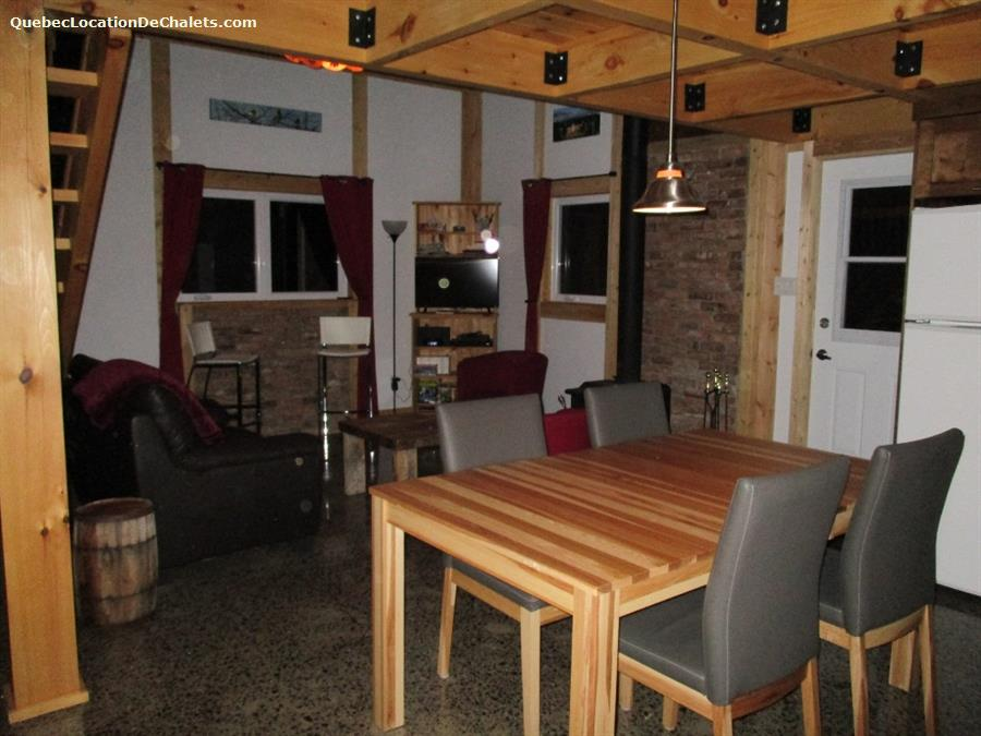 cottage rental Saguenay-Lac-St-Jean, Saint-Fulgence (pic-8)