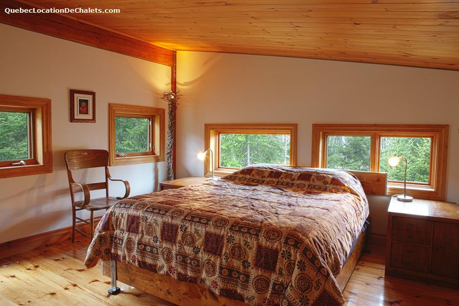 cottage rental Laurentides, Val-David (pic-12)