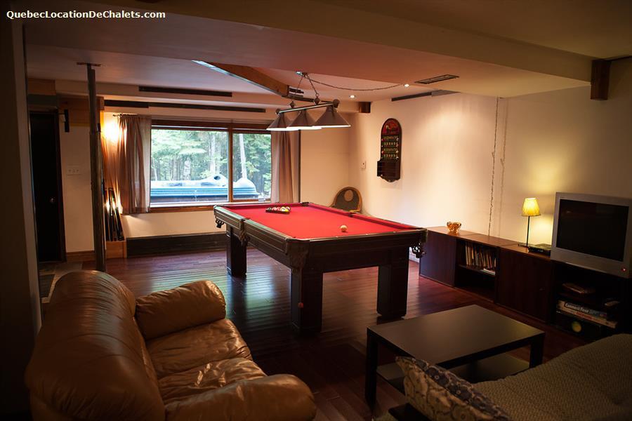 cottage rental Laurentides, Val-David (pic-4)