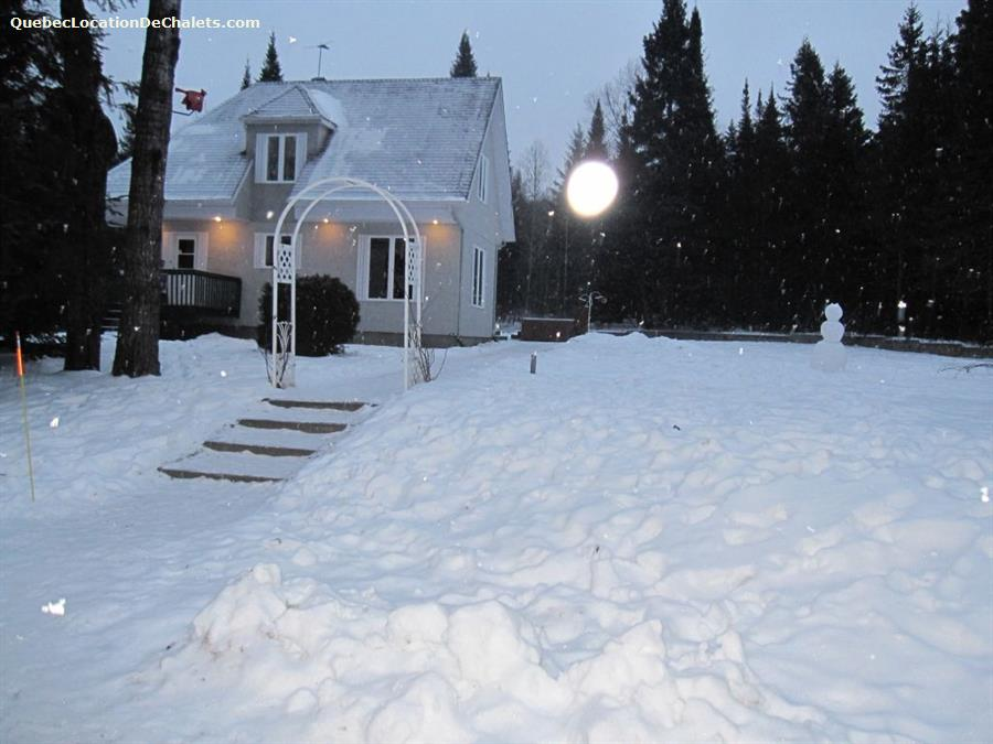 cottage rental Laurentides, Sainte-Adèle (pic-12)