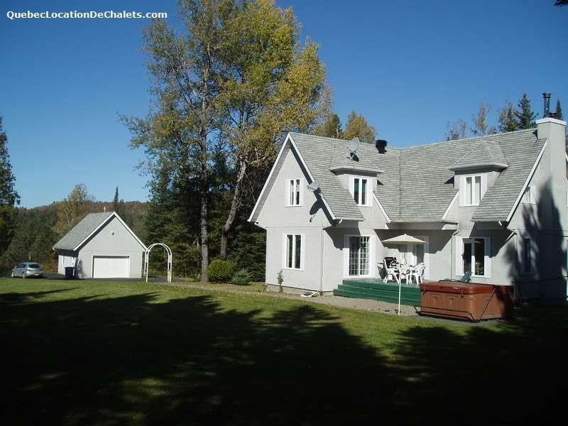 cottage rental Laurentides, Sainte-Adèle (pic-1)