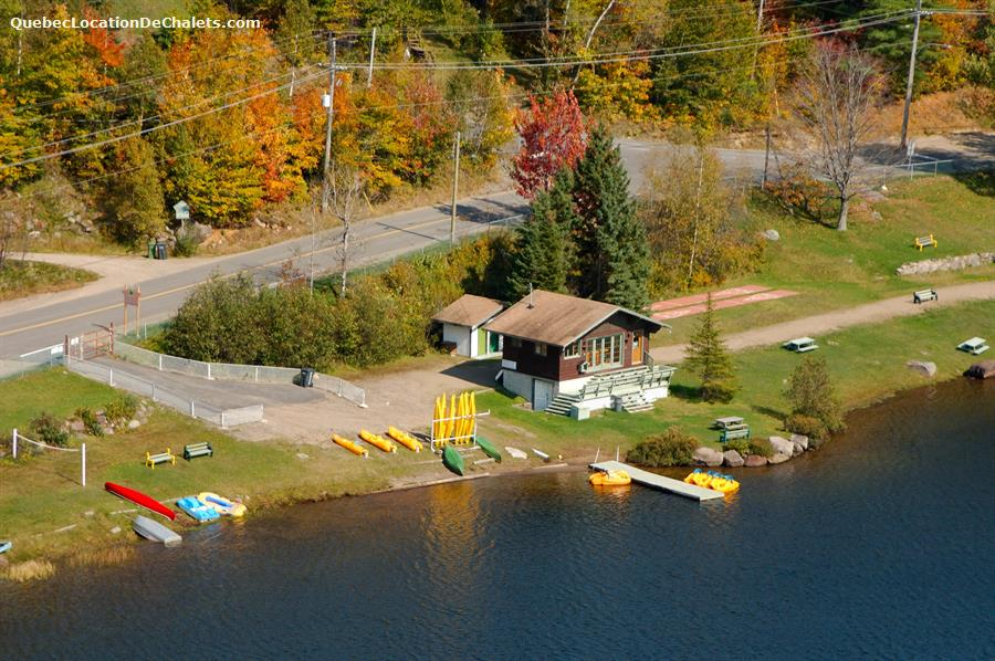 cottage rental Laurentides, Val-David (pic-11)