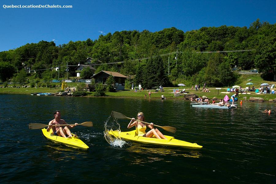 cottage rental Laurentides, Val-David (pic-13)