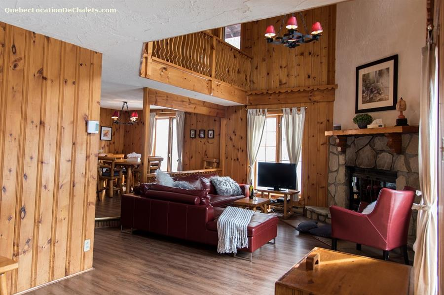 cottage rental Laurentides, Val-David (pic-9)