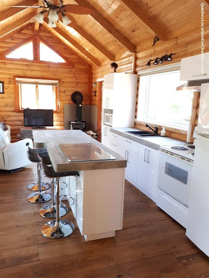 cottage rental Saguenay-Lac-St-Jean, Sainte-Monique (pic-3)