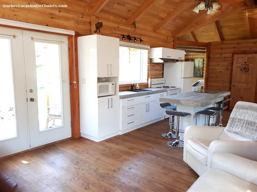 cottage rental Saguenay-Lac-St-Jean, Sainte-Monique (pic-4)