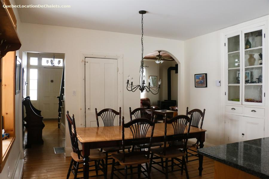 cottage rental Estrie/Cantons-de-l'est, Canton de Cleveland (pic-8)