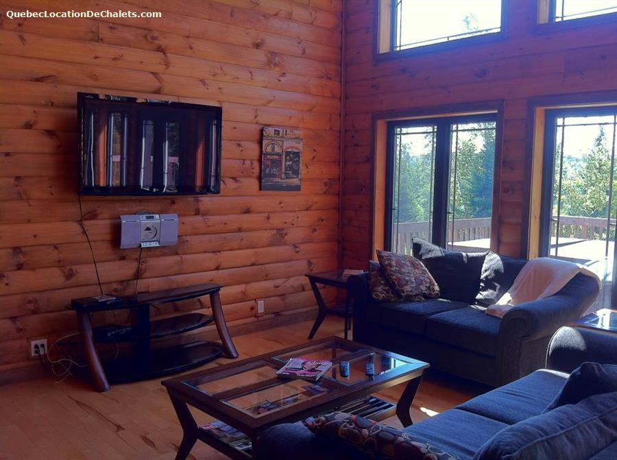 cottage rental Laurentides, Saint-Jovite (Mont Tremblant) (pic-2)
