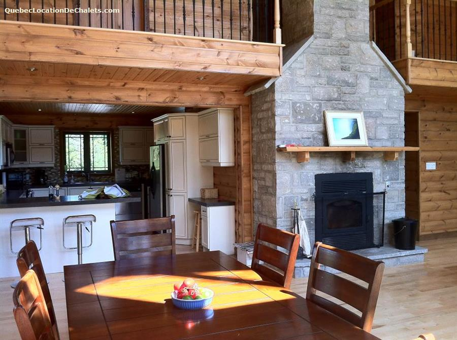 cottage rental Laurentides, Saint-Jovite (Mont Tremblant) (pic-3)