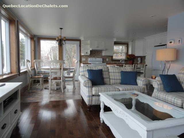 cottage rental Estrie/Cantons-de-l'est, Orford (pic-5)
