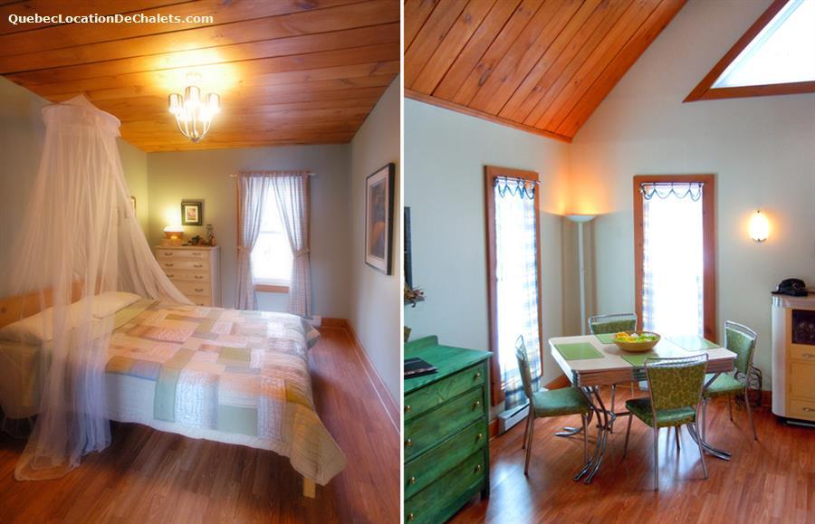 cottage rental Estrie/Cantons-de-l'est, Stukely-Sud (pic-9)