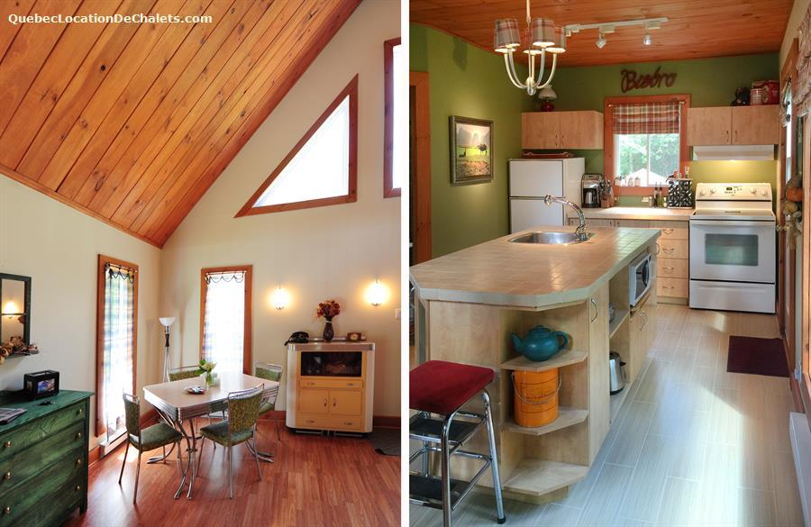 cottage rental Estrie/Cantons-de-l'est, Stukely-Sud (pic-6)