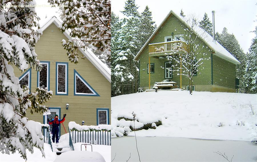 cottage rental Estrie/Cantons-de-l'est, Stukely-Sud (pic-12)