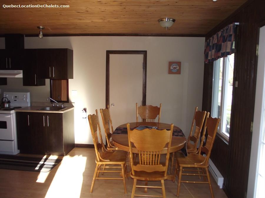 chalet à louer Saguenay-Lac-St-Jean, Lac-Kénogami (pic-5)