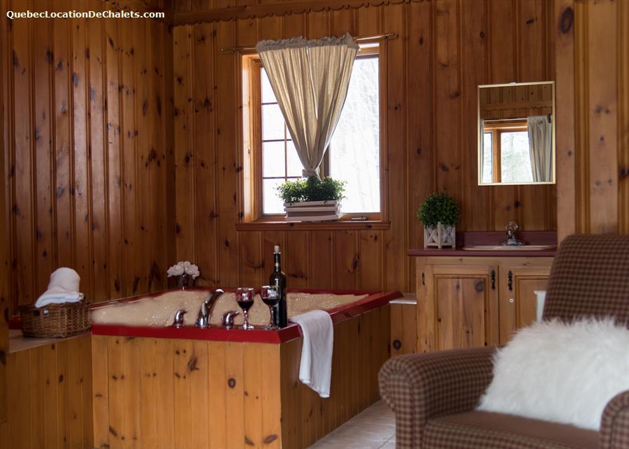 cottage rental Laurentides, Val-David (pic-2)
