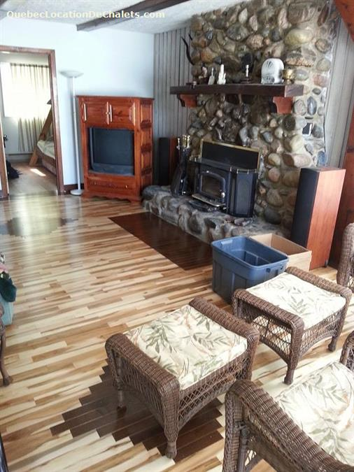 cottage rental Laurentides, Nominingue (pic-5)