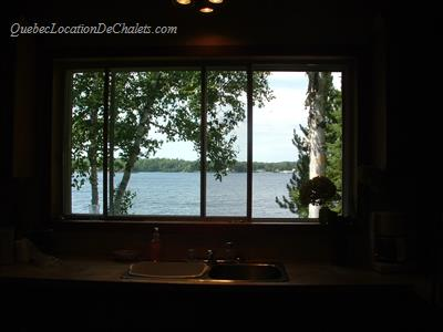 cottage rental Laurentides, Nominingue (pic-6)