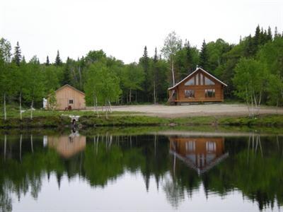 chalet à louer Charlevoix, Saint-Urbain (pic-3)