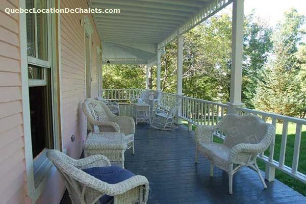 cottage rental Estrie/Cantons-de-l'est, Georgeville (pic-3)