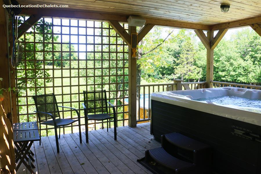 cottage rental Estrie/Cantons-de-l'est, Canton de Cleveland (pic-3)