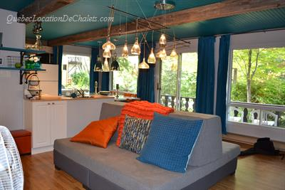 cottage rental Estrie/Cantons-de-l'est, Sutton (pic-5)