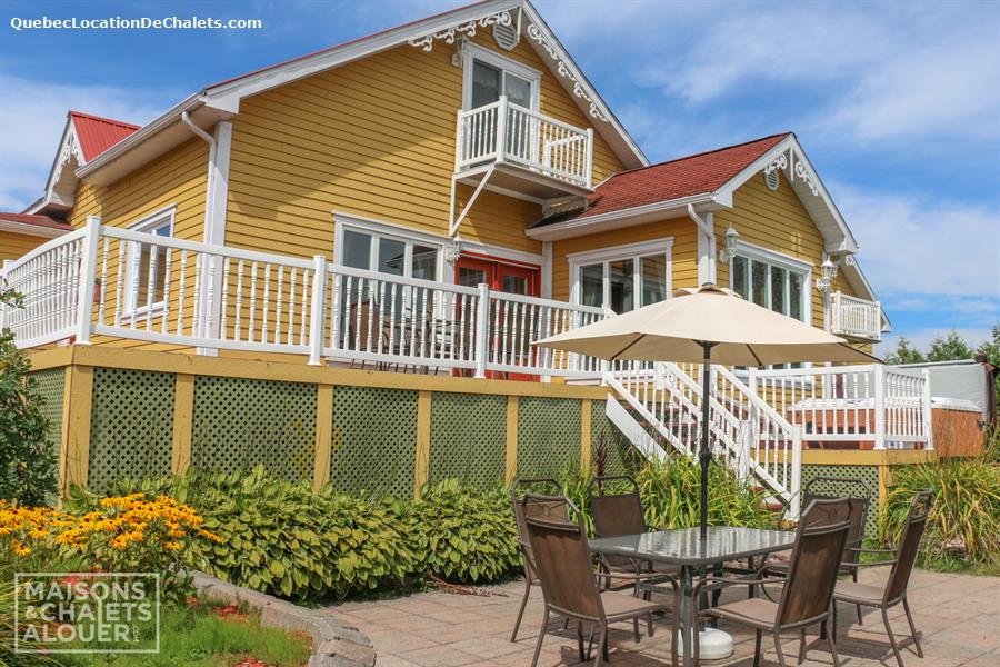 cottage rental Chaudière Appalaches, Beaulac-Garthby (pic-4)
