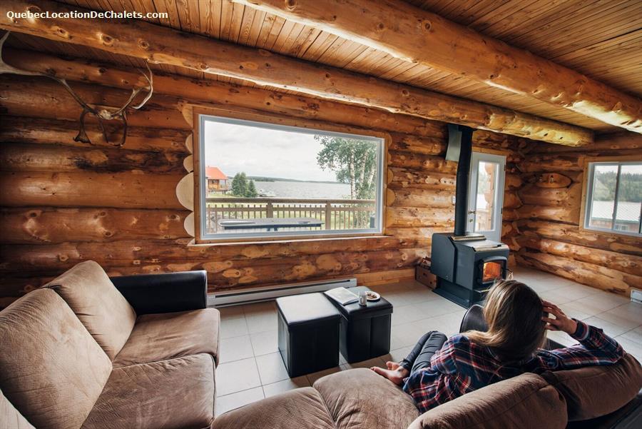 chalet à louer Abitibi-Témiscamingue, Val-D'Or (pic-5)