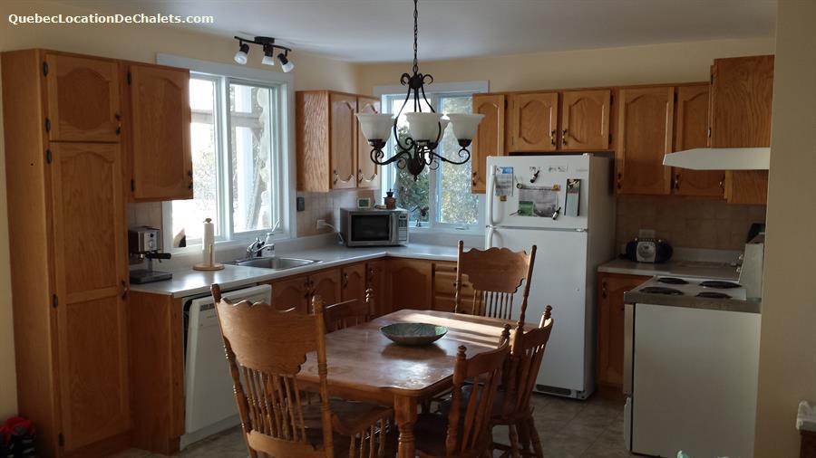 cottage rental Saguenay-Lac-St-Jean, Saint-Henri-de-Taillon (pic-5)