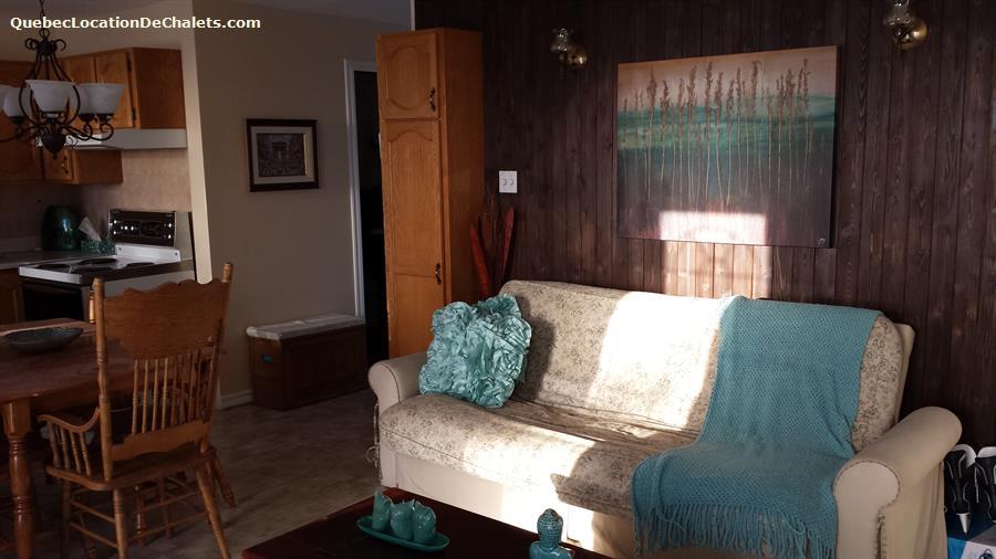 cottage rental Saguenay-Lac-St-Jean, Saint-Henri-de-Taillon (pic-6)