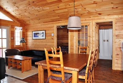 cottage rental Saguenay-Lac-St-Jean, Saint-David-De-Falardeau (pic-6)