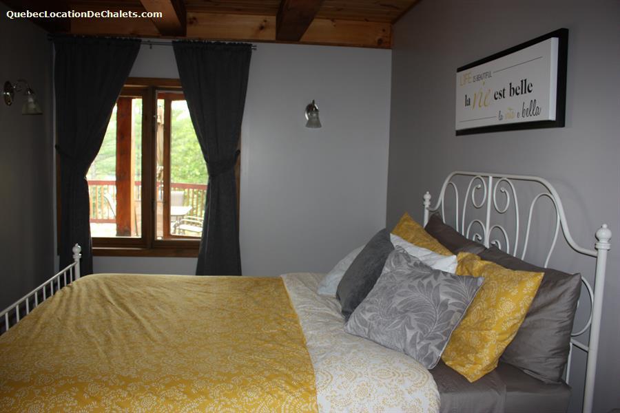 cottage rental Lanaudière, Chertsey (pic-9)