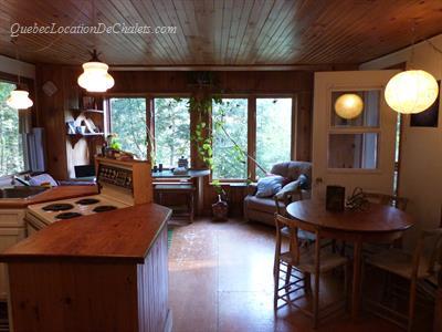 cottage rental Estrie/Cantons-de-l'est, Lac Brome (pic-1)