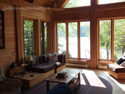 chalet a louer 3654 Mauricie (photo-3)