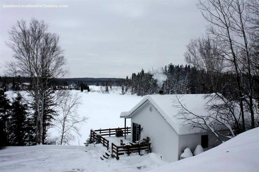 chalet à louer Saguenay-Lac-St-Jean, Bégin (pic-12)