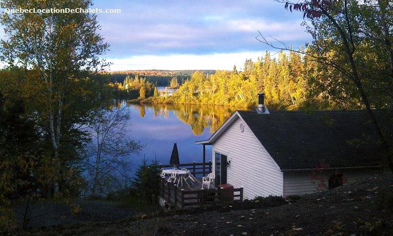 chalet à louer Saguenay-Lac-St-Jean, Bégin (pic-1)